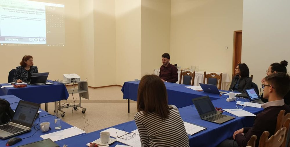 2nd Transnational Project Meeting in Pila, Poland