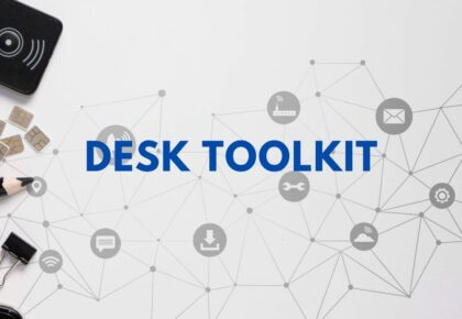 DESK TOOLKIT is specially designed for you!!